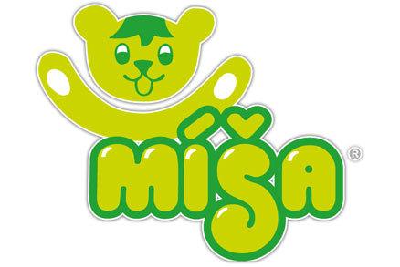 Míša - logo