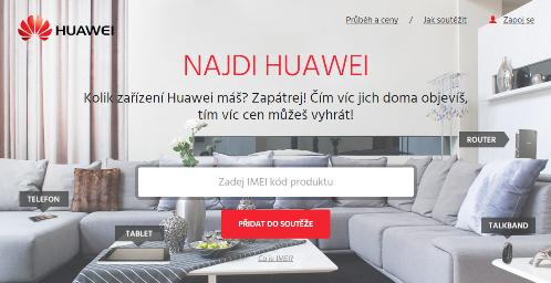 NajdiHuawei