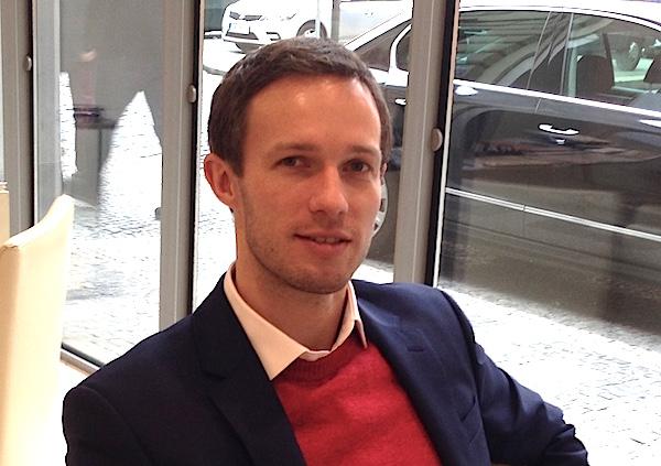 Petr Jelínek, nový šéf české pobočky Business Factory