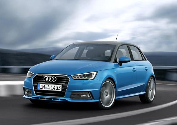 Nový model Audi A1 Sportback