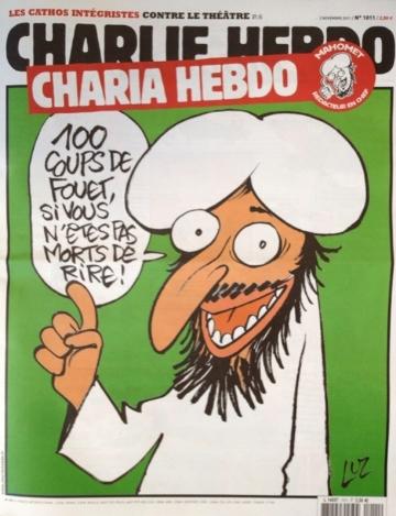 Speciální číslo - Charia Hebdo