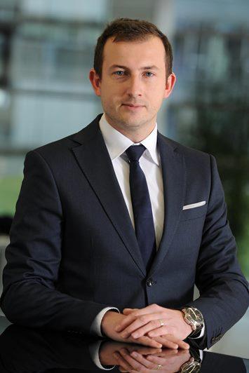 David Valenta - specialista PR divize Volkswagen osobní vozy