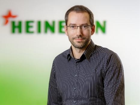 Petr Havlíček - nový ředitel marketingu společnosti Heineken ČR