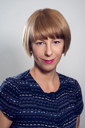 Kristýna Havligerová - nová mluvčí České spořitelny