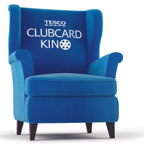 Tesco Clubcard kino