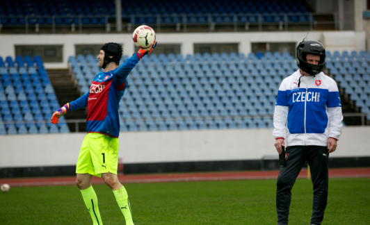 Petr Čech a Pavel Vrba ve spotu Bodyguard