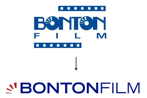 Změna loga společnosti Bontonfilm