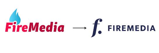 Změna korporátní identity digitální agentury FireMedia