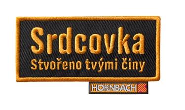 Hornbach_srdcovka_nášivka na oblečení