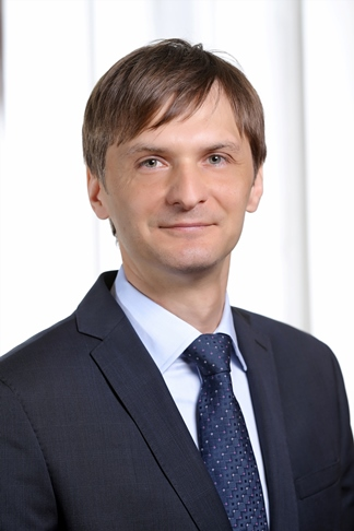 Pavel Zúbek - zástupce vedoucího útvaru Komunikace Komerční banky