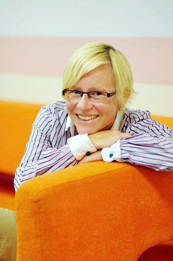 Head of Channel Accounts ve společnosti Atmedia Martina Bartl