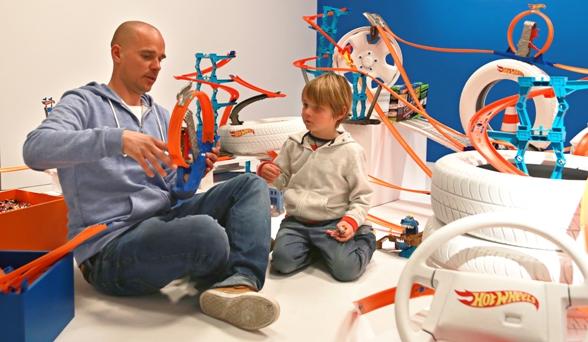 Mattel představuje kampaň zaměřenou na otce