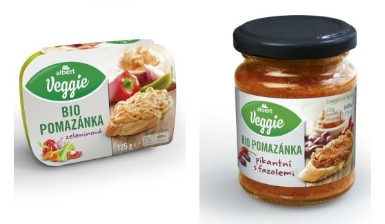 Produkty značky Veggie