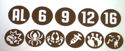Piktogramy pro označování vhodnosti pořadů nizozemského systému Kijkwijzer