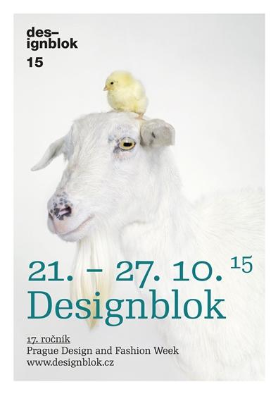 Klíčový vizuál letošního Designbloku