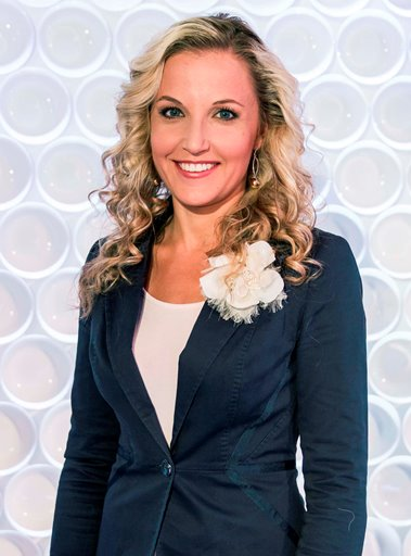 Barbora Šenfeldová, nová tisková mluvčí TV Barrandov