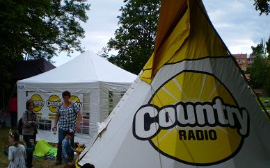 Country Fontána Brno, foto: Country rádio