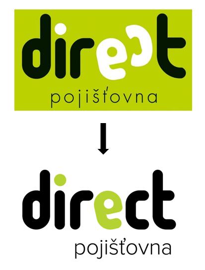 Změna loga pojišťovny Direct