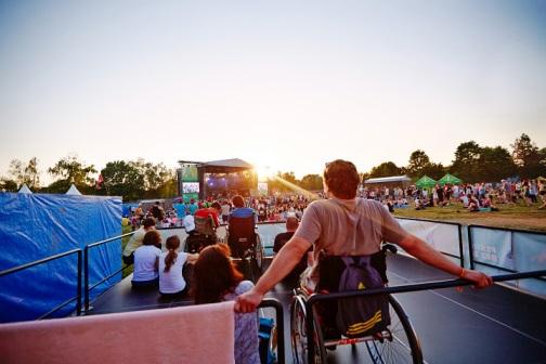 Staropramen festivaly bez zábran na Rock for People. Foto: Staropramen.