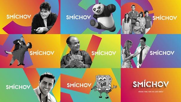 Nová staniční grafika TV Smíchov, foto: CET 21