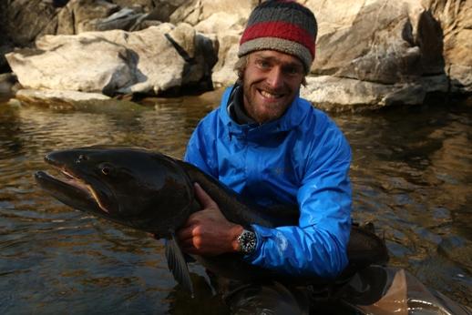 Jakub Vágner v seriálu Muž velkých ryb