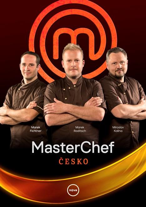 MasterChef Česko - vizuál