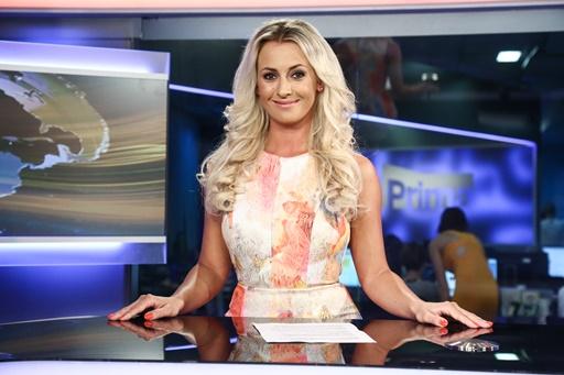 Veronika Sasková, foto: archiv TV Prima