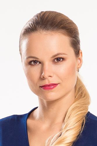 Kristína Kupcová, foto:  František Gebr