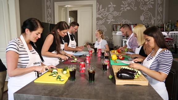 Projekt Pojďme jíst společně značky Coca-Cola s food bloggerkou Koko