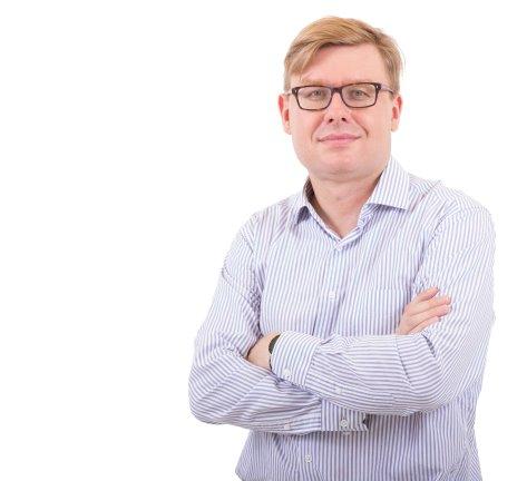 Radek Vítek, nový výkonný ředitel PR.Konektor