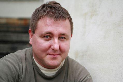 Alexander Tolčinský, foto: Český rozhlas