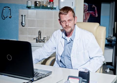Doktoři z Počátků, foto: TV Nova
