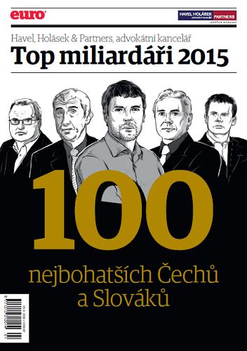 Euro Top miliardáři