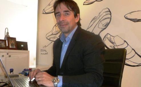 Marcos Canovas, šéf Brand Teamu společnosti Baťa
