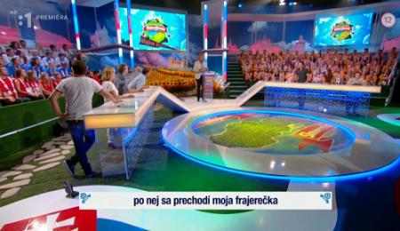 Úspěšný formát Milujem Slovensko, foto: repro RSTV