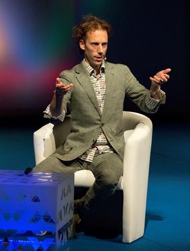 Bart Schutz, foto: Marketing Festival 2015