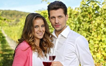 Ze seriálu Búrlivé víno, foto: TV Markíza