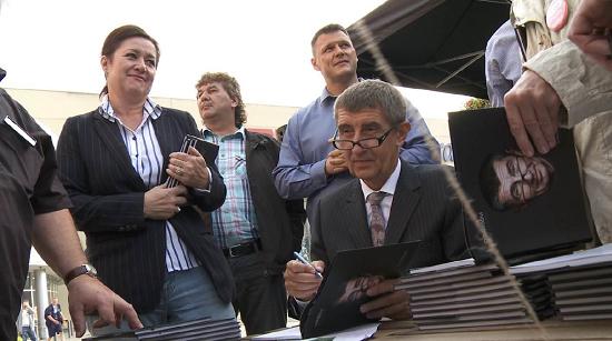 Z dokumentu Matrix AB, foto: Česká televize