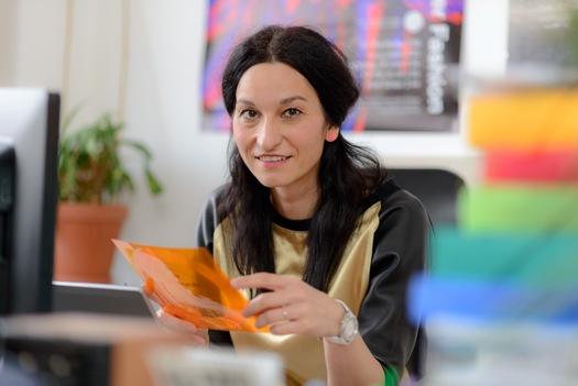 Iva Jonášová, šéfredaktorka Radia Wave