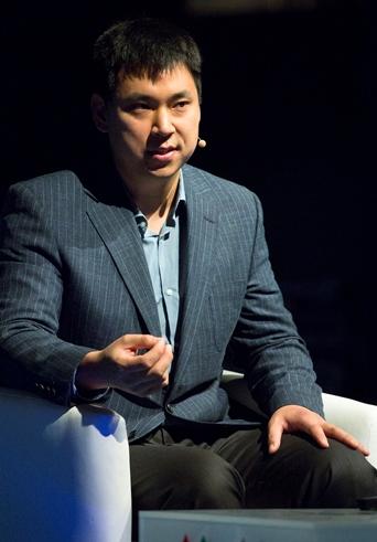 Larry Kim, foto: Marketing Festival