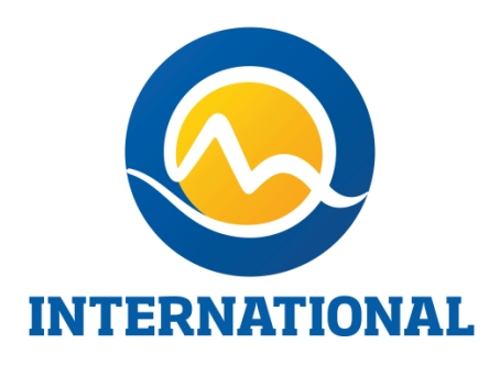 Logo Markíza International.