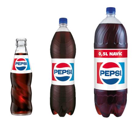 Retro obaly Pepsi