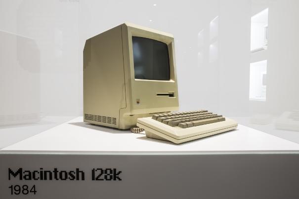 Mac 1984, expozice Apple Museum