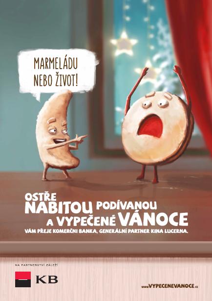 Vizuál KB pro pražské kino Lucerna
