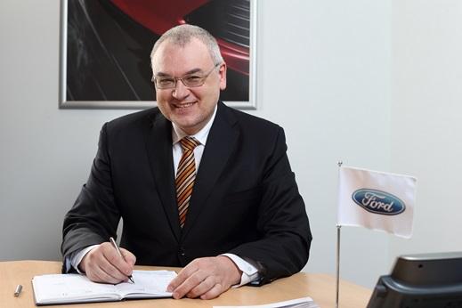 Nový marketingový ředitel společnosti Ford Motor Company Martin Sládek