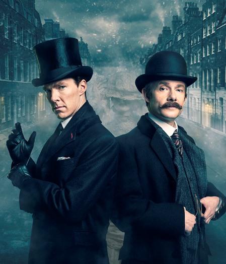 Sherlock: Novorční speciál