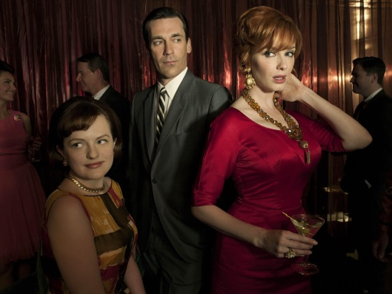 Šílenci z Manhattanu (Mad Men)