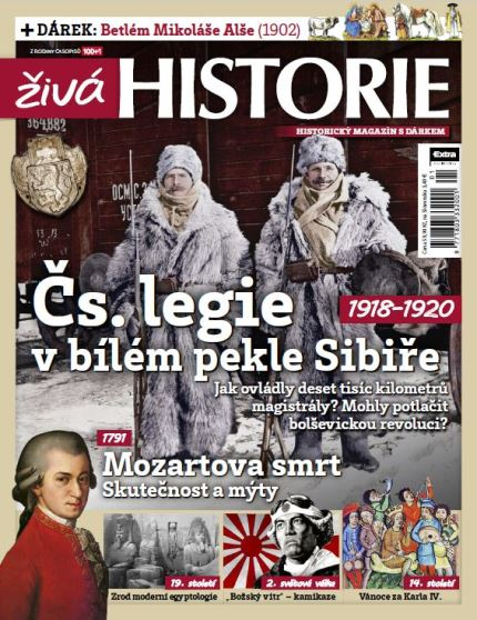 Ziva historie