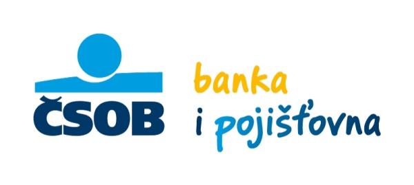 Logo ČSOB s novým claimem
