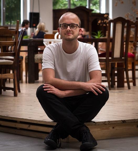 Marek Linhart, Associate Creative Director
